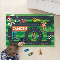 Personalized PAW Patrol Playmat